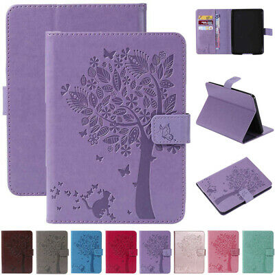AU13.49 • Buy Leather Smart Case Flip Stand Cover For Kindle Paperwhite 1 2 3 4 5/6/7/10th 6