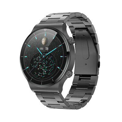 AU51.16 • Buy Smart Watch Android/iOS Bluetooth Waterproof Fitness Tracker For Men Xmas Gifts
