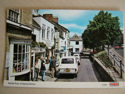 £2.75 • Buy Postcard - MIDDLE ROW, CHIPPING NORTON. Unused. Standard Size.