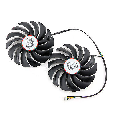 £14.35 • Buy Cooling Fan Parts For GTX1080ti 1080 1070ti 1070 1060 GAMING/RX580 570 RX480 470
