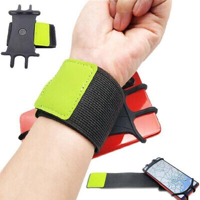£4.69 • Buy Sports Jogging Wrist Arm Band Outdoor Running Riding Phone Holder Armband Case