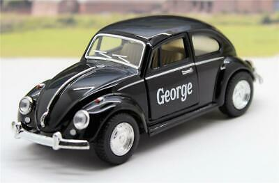 £8.95 • Buy PERSONALISED Name Gift VW Beetle Boys Toy Model Car Birthday Present 4 Colours