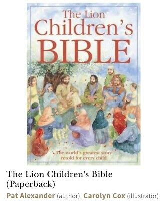 £2.99 • Buy The Lion Childrens Bible