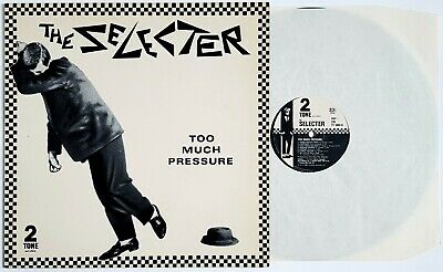 £24.95 • Buy THE SELECTER Too Much Pressure (Two Tone CDL TT 5002) 1980 First Press A1/B1 EX