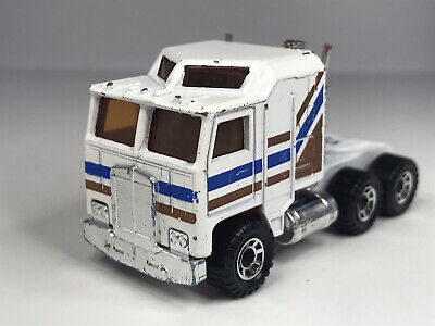 £0.99 • Buy Vintage 1981 Matchbox Superfast Kenworth Tractor Unit In White Loose