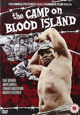£4.99 • Buy The Camp On Blood Island  - DVD - New & Sealed   Hammer