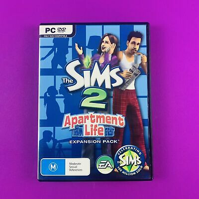 £16.20 • Buy The Sims 2 Apartment Life Expansion Pack - PC - AUS