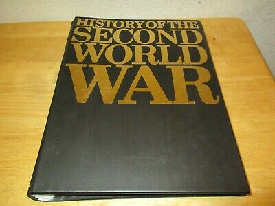 £11.61 • Buy History Of The Second World War By Marshall Cavendish Vol 2 Binder Parts 17-32