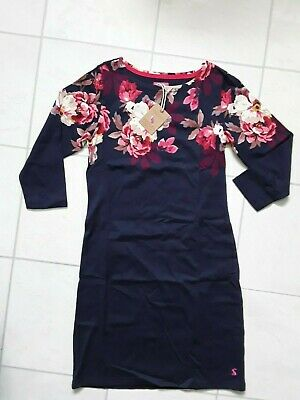 £14.99 • Buy Joules Riviera  Navy  Dress  Size 6 Brand New With Tags