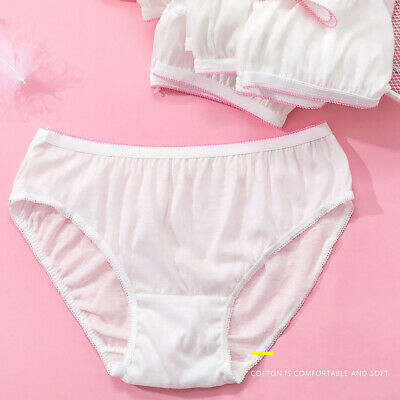 £2.44 • Buy Maternity Knickers Women Disposable Cotton Hospital Briefs Breathable Pants 1PC