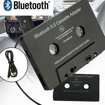 £13.90 • Buy BLUETOOTH CAR CASSETTE TAPE ADAPTER FOR Any Phones Tablets MP3 Players  UK SELL