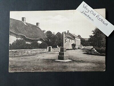 £4.95 • Buy 1906 RP POSTCARD Compton Dundon Somerset Super Condition FRITH'S PC KEDVII Stamp