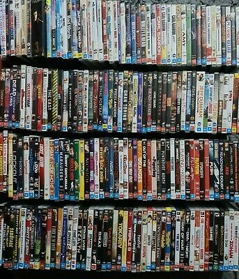 AU4.20 • Buy Variety Of DVD's Available Used Movies TV Series Seasons Free Post AUS Family