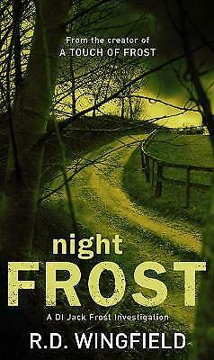£8.71 • Buy Night Frost By R D Wingfield, NEW Book, FREE & FAST Delivery, (Mass Market Paper