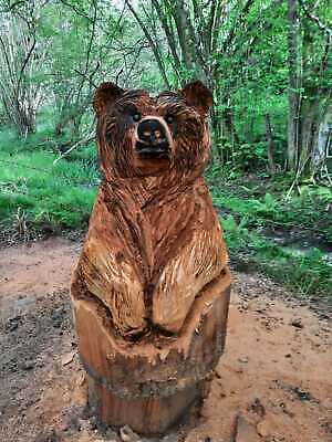 £300 • Buy Chainsaw Carving Bear