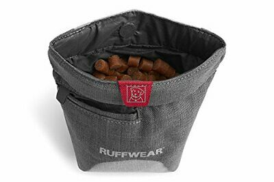 £44.99 • Buy RUFFWEAR Dog Treat Pouch With Waist Clip And Belt, One Size, Twilight Gray,