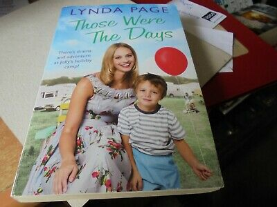 £1.90 • Buy Those Were The Days Lynda Page