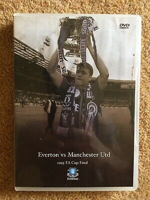 £4.99 • Buy FA Cup Final: 1995 - Everton Vs Manchester United (DVD)