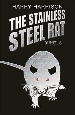 £20.99 • Buy The Stainless Steel Rat Omnibus By Harry Harrison Paperback Book Free Shipping!