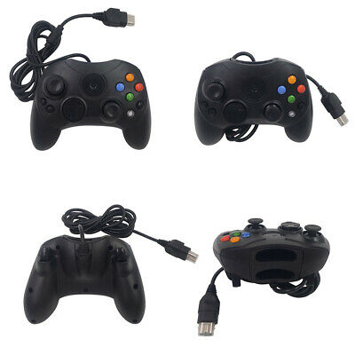 AU22.99 • Buy Black Xbox 360 Wired Controller For Windows & Xbox 360 Console PC USB Wired AU