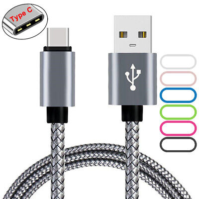 AU8.56 • Buy Fast Charge USB C Type C Charger Cable For Samsung S9 S10 S20 S21 Ultra Note 20