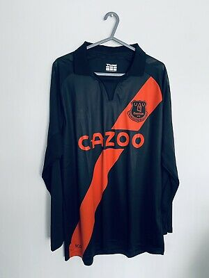 £39.99 • Buy Everton FC Away Football Shirt 2021/22 Size Adults XLarge Authentic New