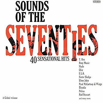 £2.40 • Buy Sounds Of The 70s, Various, Used; Good CD