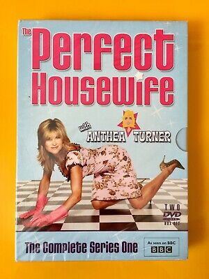 £44.95 • Buy DVD Box Set THE PERFECT HOUSEWIFE Complete Season 1 * BBC Series Anthea Turner