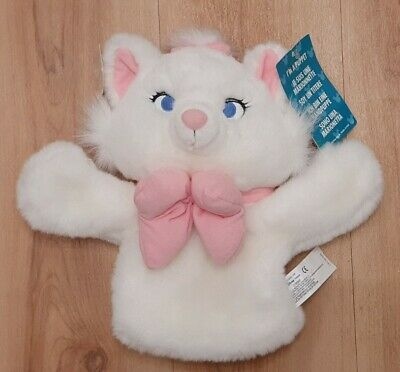 £8.95 • Buy Disney The Aristocats Marie Hand Puppet - Still With Tags!