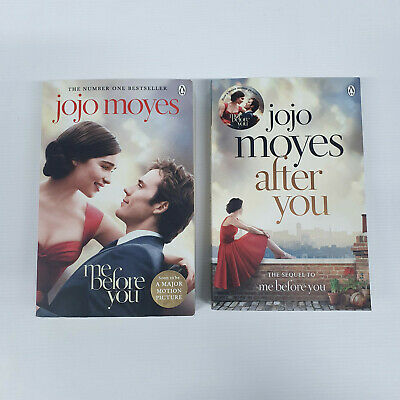 AU30 • Buy Me Before You & After You By Jojo Moyes Paperback Books Bundle