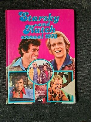 £0.50 • Buy Starsky And Hutch Annual  1978