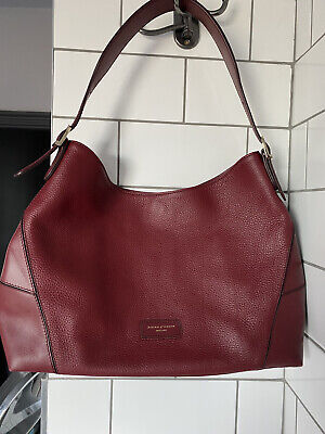 £80 • Buy Aspinal Of London Hobo Bag In Leather Pebble New With Dust Bag & Guarantee Card