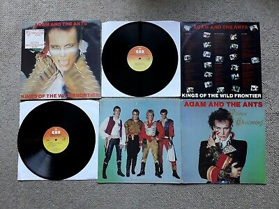 £7.99 • Buy Adam & The Ants-Kings Of The Wild Frontier & Prince Charming LP's X2