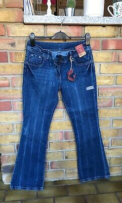 £12 • Buy Womens Dorothy Perkins Flared Jeans, Size 10 New