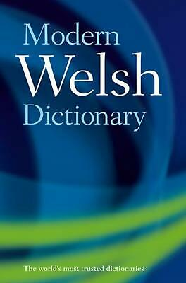 £10.99 • Buy Modern Welsh Dictionary: A Guide To The Living Language By Gary King (English) P