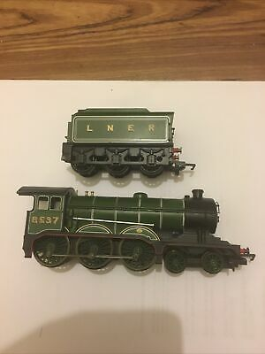 £9.99 • Buy Hornby 00 Gauge LNER 4-6-0 Loco 8537 Green Livery Un-Boxed Non Runner