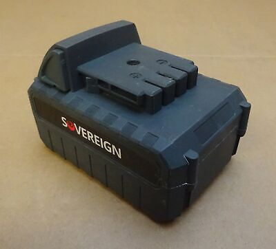 £28 • Buy Sovereign ZDBP18014001 Tool Battery 18V 18volts 18volt 4Ah 72Wh Replacement