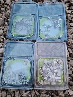 £5.99 • Buy Green House Accessories Bolts Clips Job Lot