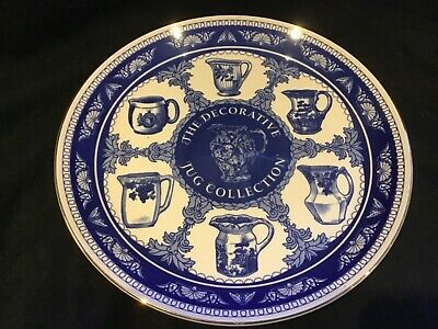 £10 • Buy RINGTONS Vintage Collectors Plate The Decorative Jug Collection By Mason's