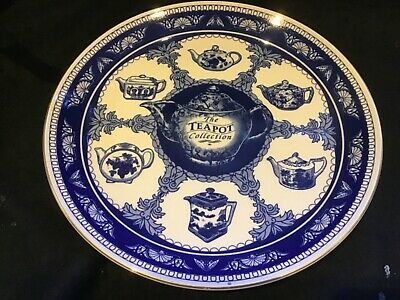 £10 • Buy MASONS Ceramics For Ringtons Collectors Plate THE TEAPOT COLLECTION