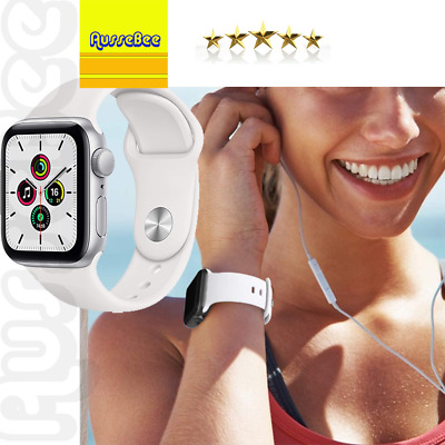 AU6.95 • Buy New Apple Watch Band Strap Silicone For IWatch Serie SE6 5 4 3 2 1 38 40 42 44mm