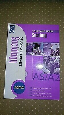 £3 • Buy Sociology As And A2 Level Study Guide