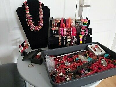 £13 • Buy Mixed Ladies Joblot Jewellery New And Used  ALL WEARABLE