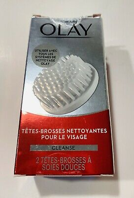AU14.67 • Buy Prox Olay Brush Replacement 2 Soft  Brush Heads