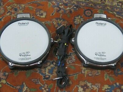 AU41.39 • Buy  Roland PDX-100 Dual Zone 10  Electronic Drum Tom Snare Pad Trigger (2) DRUMS
