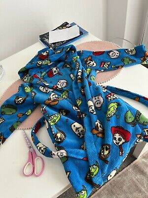 £0.99 • Buy Next Toy Story Dressing Gown 6-7 Years