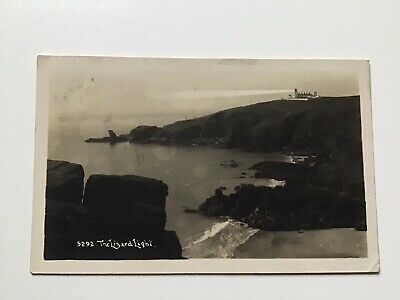 £1.15 • Buy The Lizard Light, Cornwall, Photo By A.H Hawke, 1931, Posted Vintage Postcard