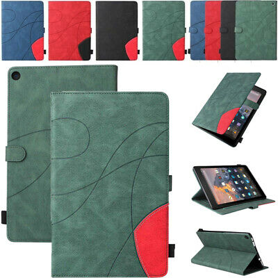 AU13.49 • Buy For Amazon Kindle Paperwhite 1 2 3 4 Fire HD 10 Plus PU Leather Smart Case Cover