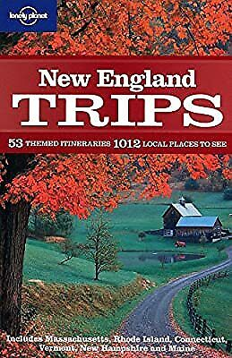 £3.83 • Buy New England Trips (Lonely Planet Country & Regional Guides), Clark, Gregor & Spe