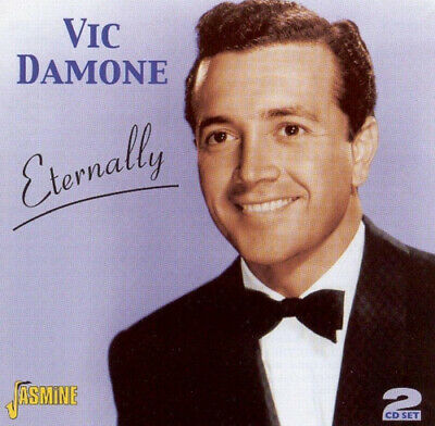 £8.78 • Buy Vic Damone : Eternally CD 2 Discs (2006) Highly Rated EBay Seller Great Prices